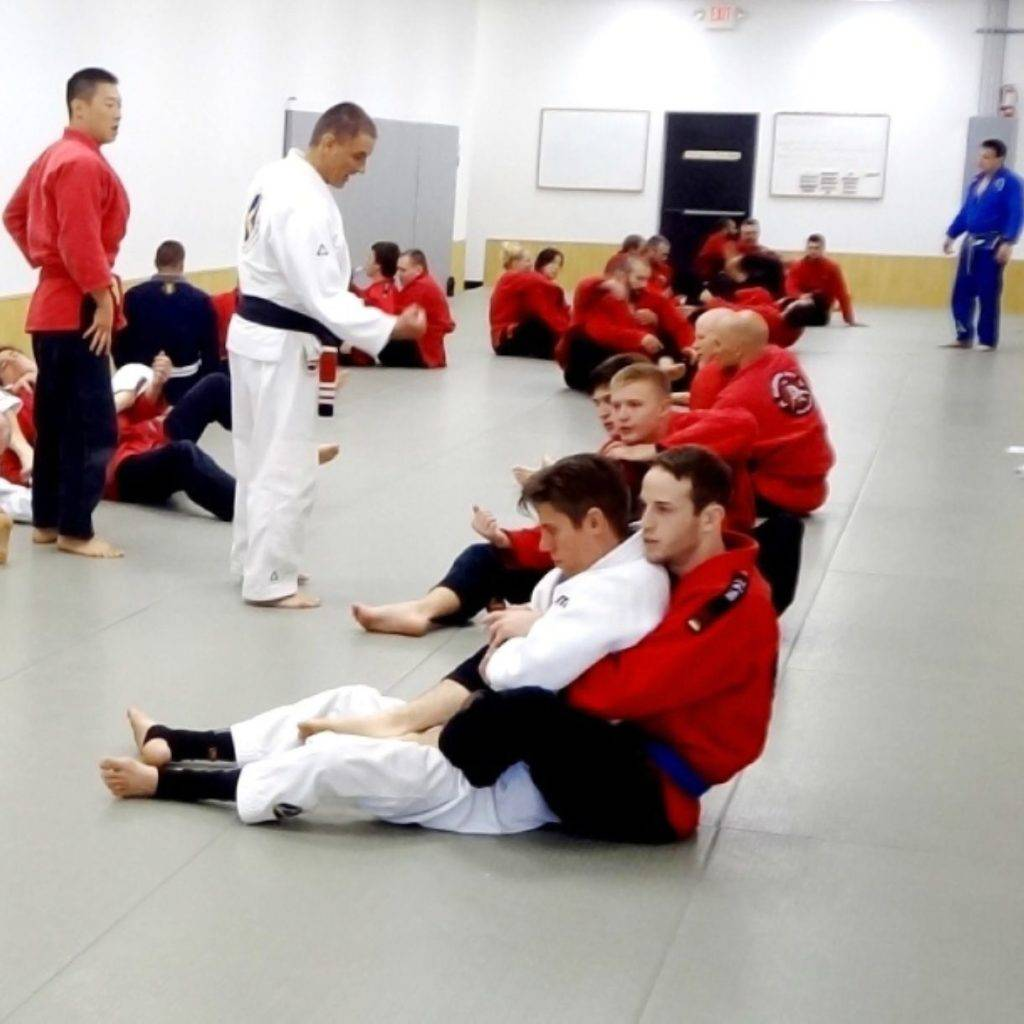 martial arts school in minneapolis